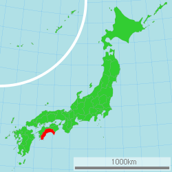 250px-Map_of_Japan_with_highlight_on_39_Kochi_prefecture.svg